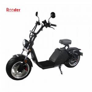 COC approval Harley Moto Citycoco electric scooter from China