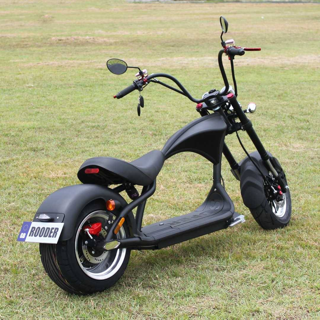 harley electric scooter Rooder r804-m1 Featured Image