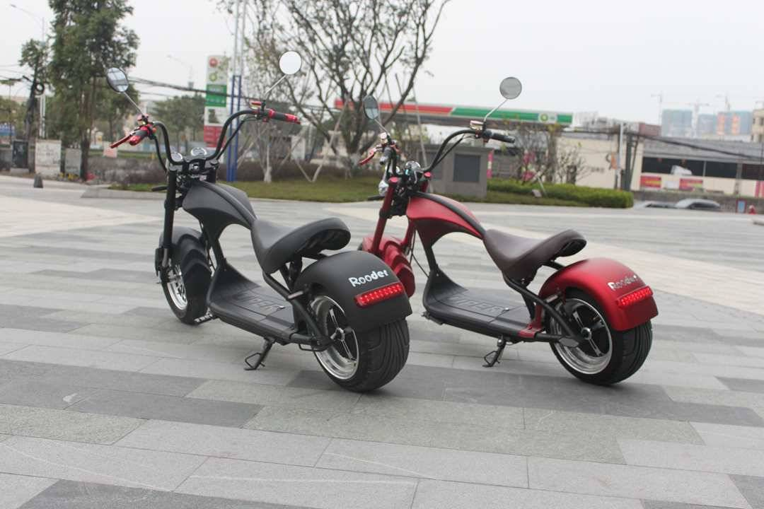 2019 harley electric scooter Rooder r804 m1
