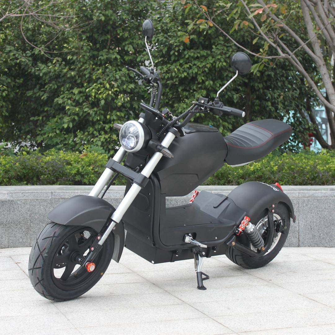 citycoco electric scooter Rooder r804-c1 Featured Image
