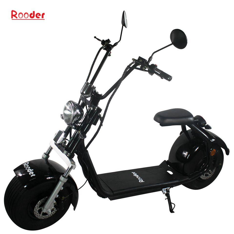 China Harley citycoco scooter with EEC & COC approval Featured Image