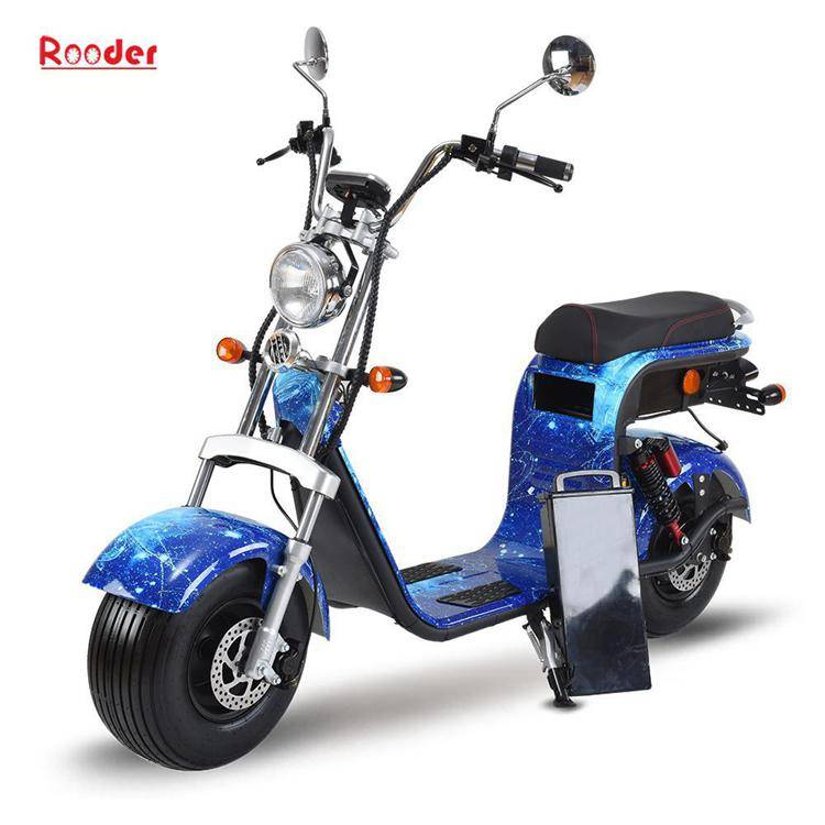citycoco electric scooter with eec coc