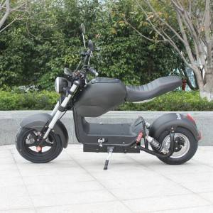 big wheel electric scooter Rooder r804-c1