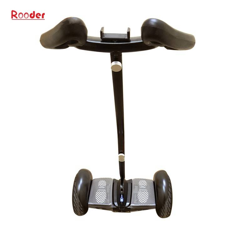 Rooder wholesale two wheel self balancing electric mini robot scooter (8)