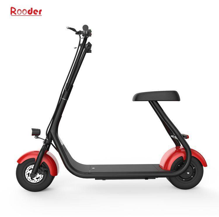 high quality Wholesale Rooder 2 wheel kick electric scooter r804m Mini dirt bike yamaha ji Rooder factory manufacturer hinardekara dabînkerê
