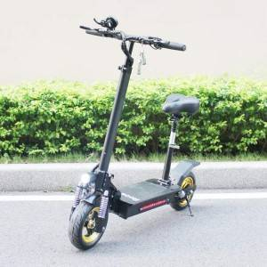 2 wheel electric scooter Rooder r803-o1 with 500w motor double suspension