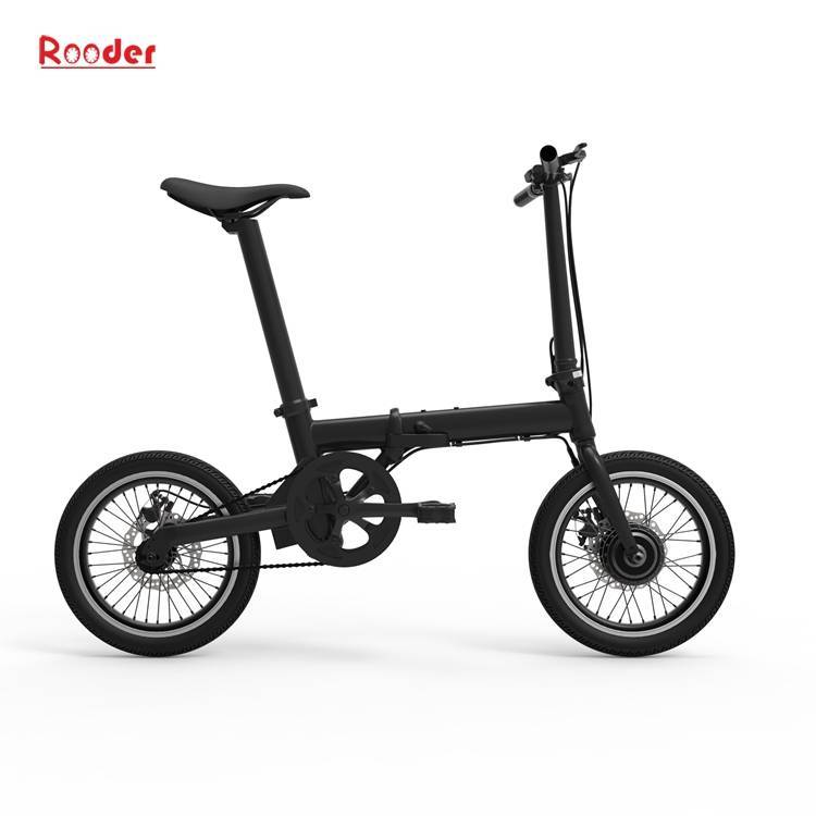 2018 ewropayê, difirotin, hot e-bike r809 bicycle dirt bike battery bi wheel 16 inch removable lithium Li-Ion û motor bi hêz ji bo mezinan ji factory e-bike (1)