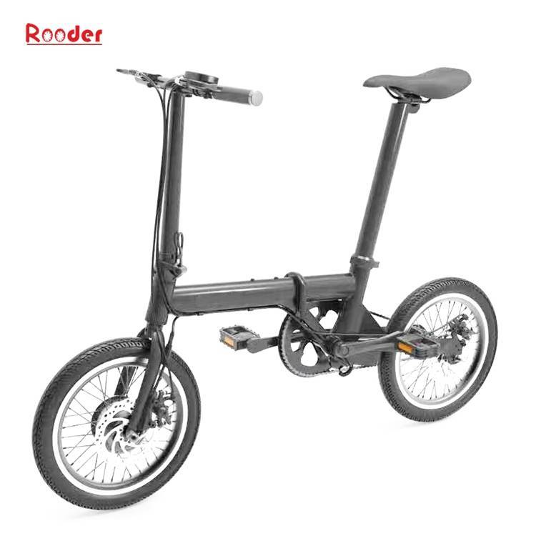 2018 ewropayê, difirotin, hot e-bike r809 bicycle dirt bike battery bi wheel 16 inch removable lithium Li-Ion û motor bi hêz ji bo mezinan ji factory e-bike (2)
