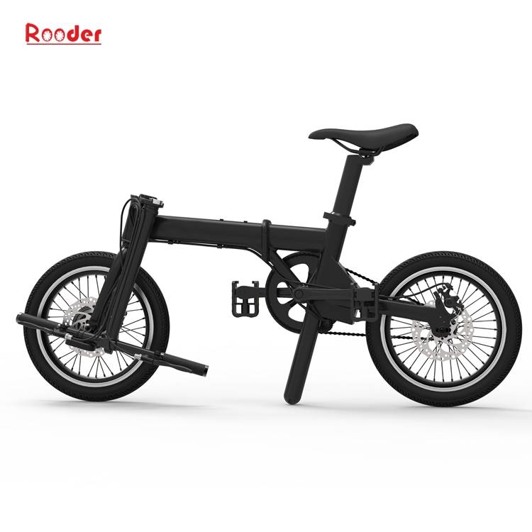 2018 ewropayê, difirotin, hot e-bike r809 bicycle dirt bike battery bi wheel 16 inch removable lithium Li-Ion û motor bi hêz ji bo mezinan ji factory e-bike (4)