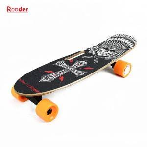 Rooder 4 wheel electric skateboard