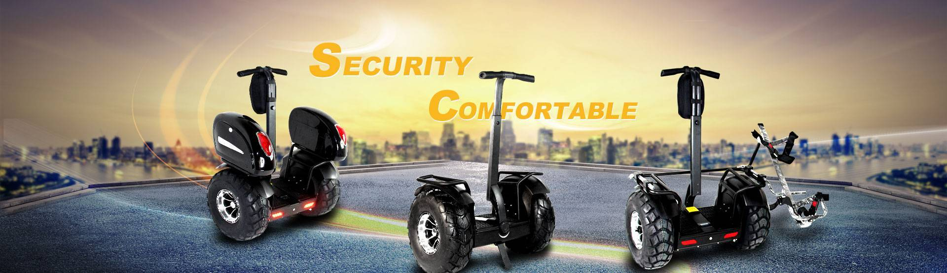 Rooder two wheel off road self balancing electric chariot scooter gyropode w7 w5 w5+ w5l with 19 inch wheels for security golf factory supplier exporter manufactering