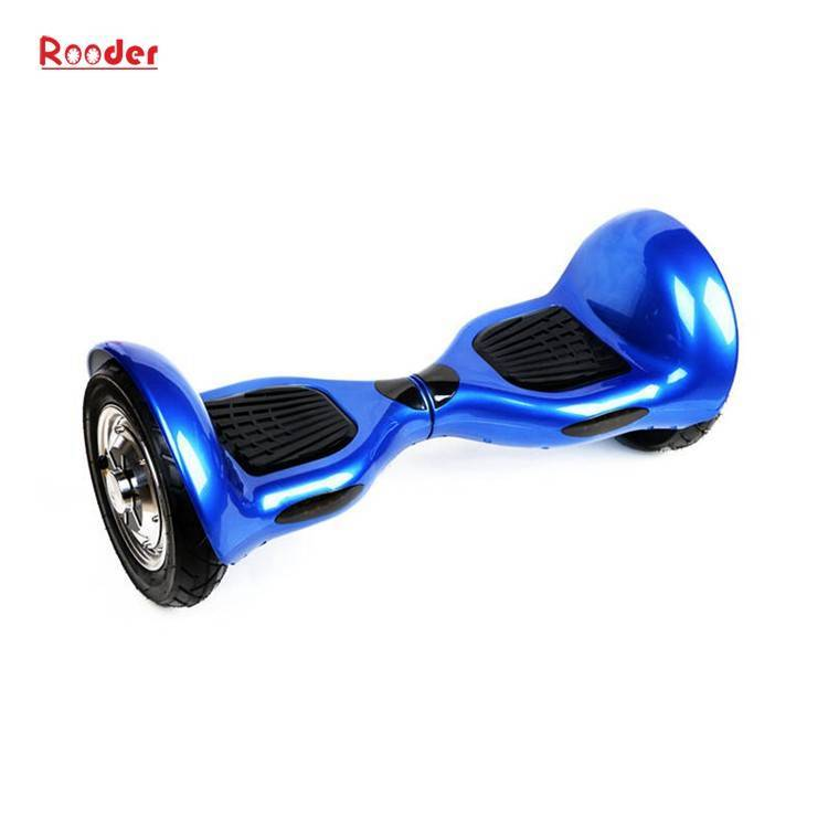 Rooder import smart balance electric scooter with taotao board gyroscope plastic shell 10 inch wheel samsung battery bluetooth remote supplier factory exporter (34)