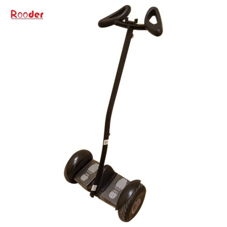 Rooder wholesale two wheel self balancing electric mini robot scooter (7)