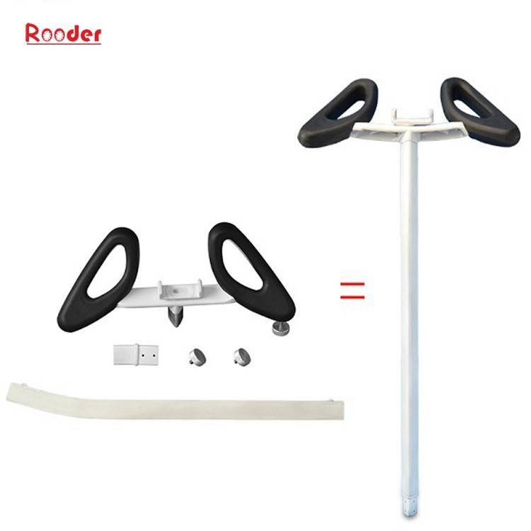 Rooder wholesale two wheel self balancing electric mini robot scooter (2)