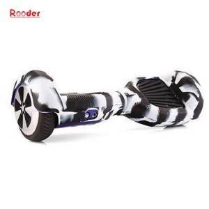 Mini 6.5 inci Hoverboard Silicone sleeves Cover Case Kulit pikeun Self balancing Scooter