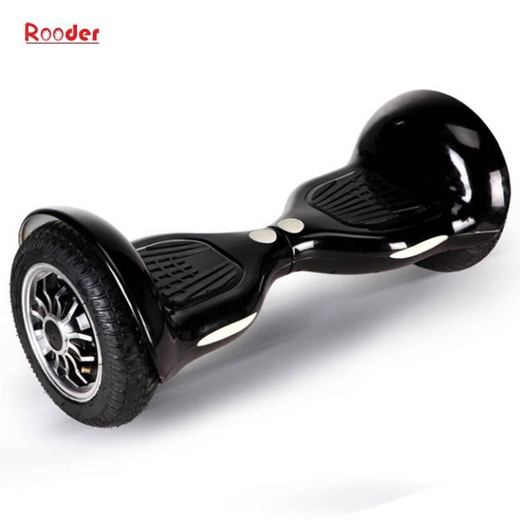 Rooder import smart balance electric scooter with taotao board gyroscope plastic shell 10 inch wheel samsung battery bluetooth remote supplier factory exporter (19)