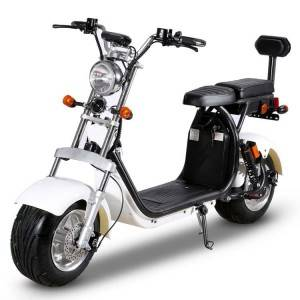 Citycoco Electric Harley Chopper Scooter EEC 45kmh 1500W 20A 40ah Ship from EU Warehouse