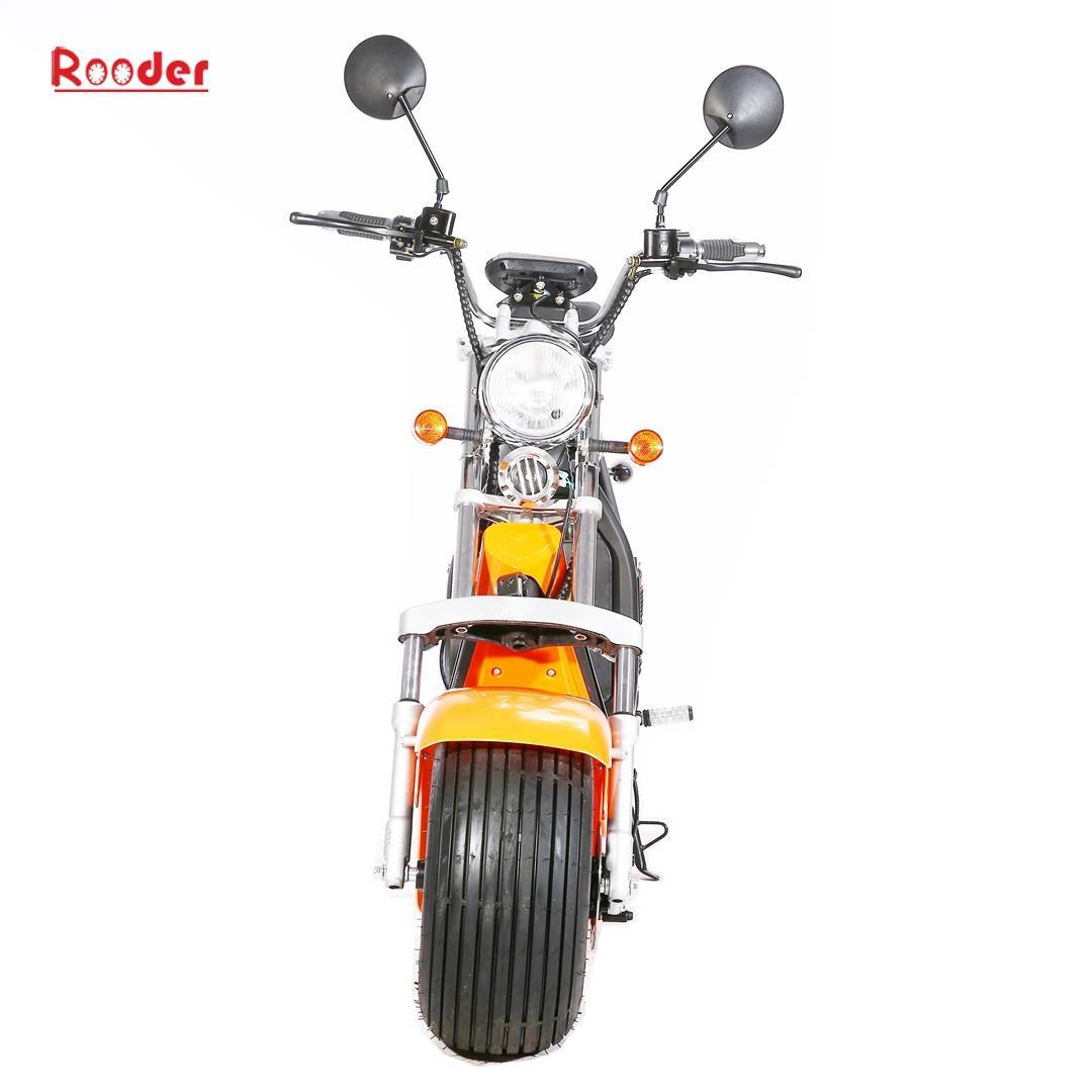 Citycoco homologue Route Rooder Caigiees T-Cruiser harley electric scooter Homologuée Route (3)