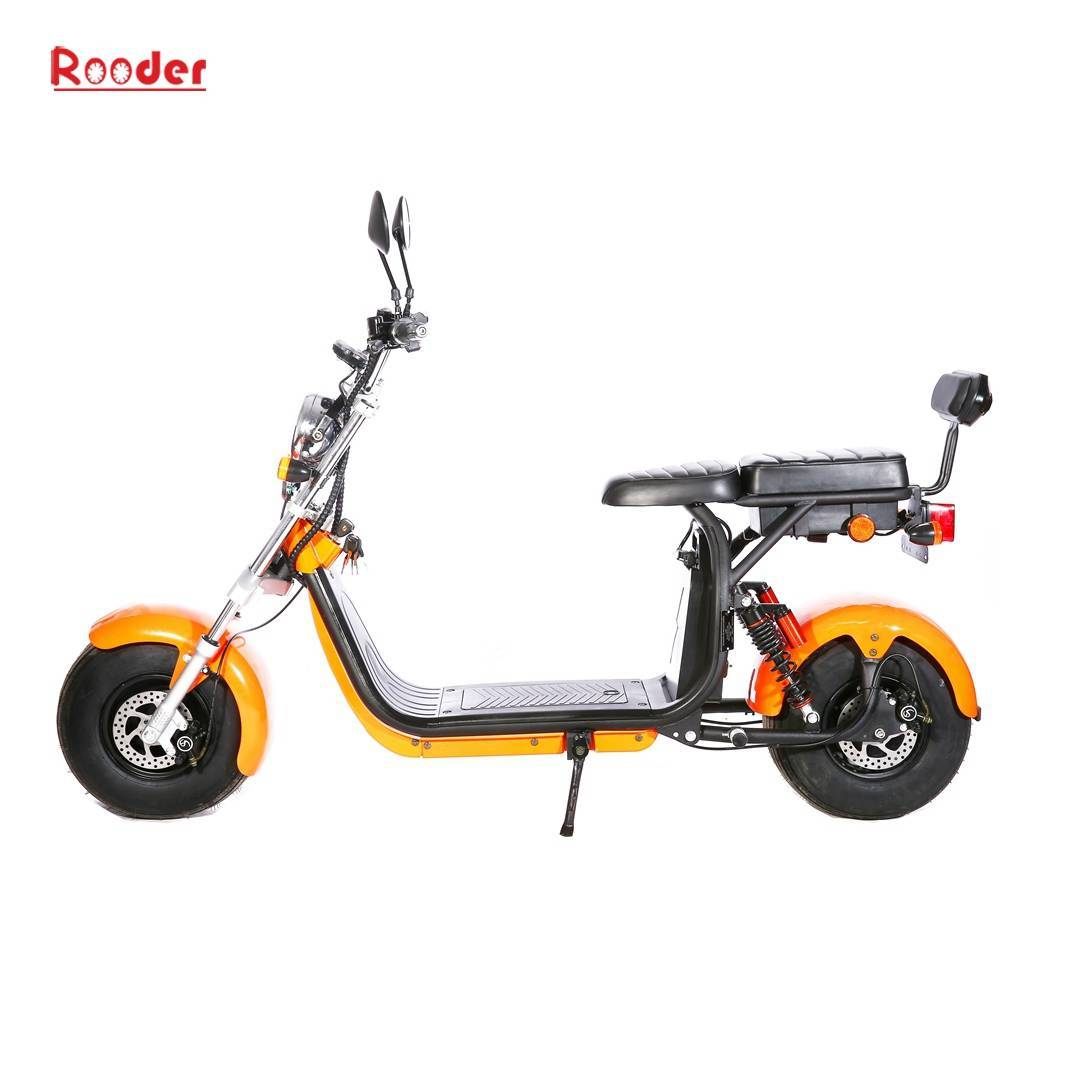 Citycoco homologue Route Rooder Caigiees T-Cruiser Harley rafmagns vespu Homologuée Route (5)