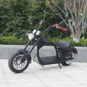 Citycoco electric scooter Rooder super chopper r804 m1 with EEC COC VIN