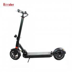 "Folding Electric Scooter Rooder r803l sa 10 ""Air Ispunjen Gume 45kmh do 40km Range"