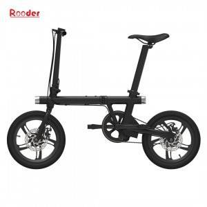16 inch 250w 36v electric bike with hidden battery in seatpost r809b available on Ebay Amazon