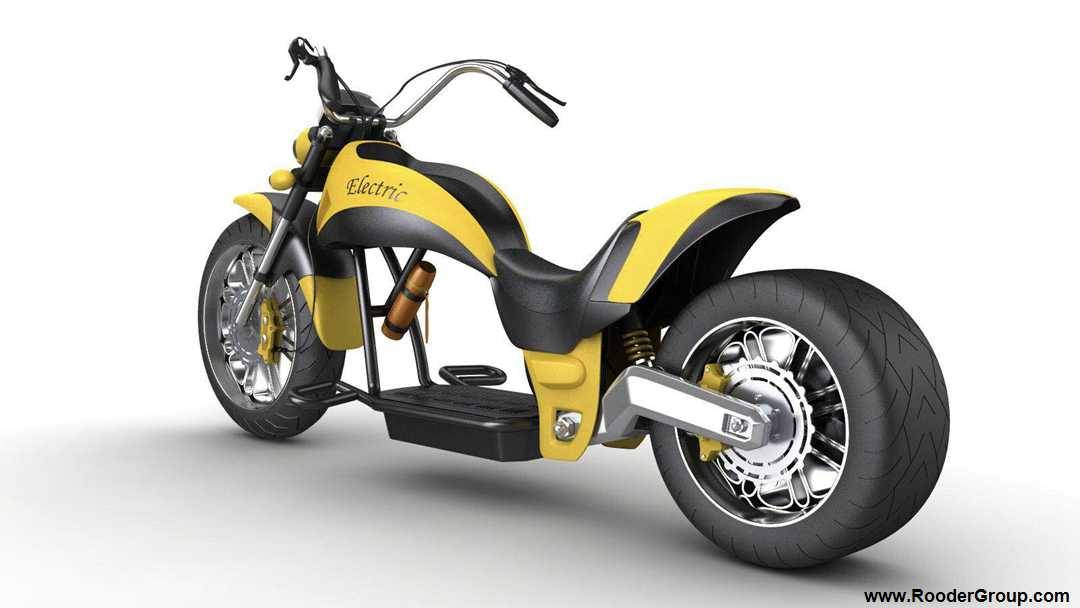 Rooder scooter 2020