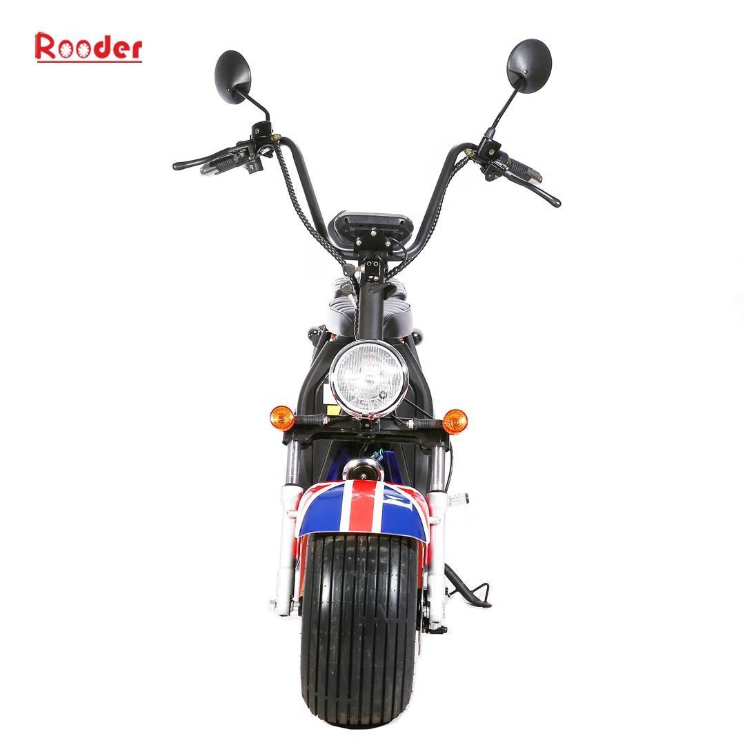 Scooter électrique Harley Citycoco - homologué Rooder r804s (2)