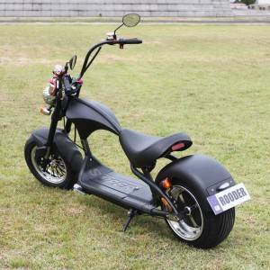 Rooder Super Chopper Electric R804-m1 with eec coc 2000w20ah 1500w12ah
