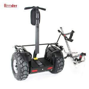 Rooder off road self balancing scooter w7 for golf course club