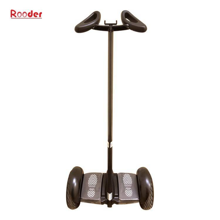 Rooder wholesale two wheel self balancing electric mini robot scooter (9)