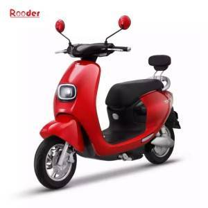 best electric scooter vespa with strong motor EEC COC wholesale price
