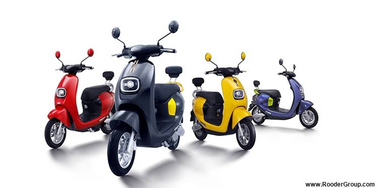 best electric scooter vespa with strong motor EEC COC wholesale price (8)