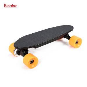 Rooder tas ransel skateboard Four Papan skate mini roda
