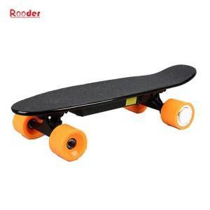 Rooder 4 wheel mini skateboard emepụta uk Canada Australia china usa Europe