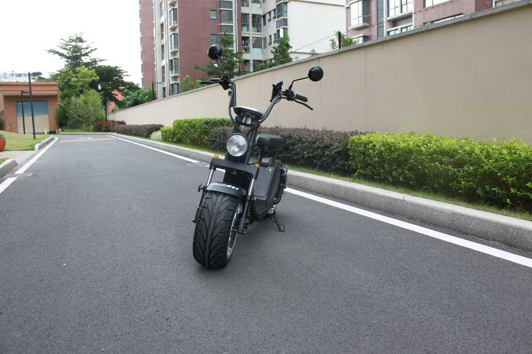 caigiees citycoco elektrisk scooter r804i EEC COC med 3000W 20ah 70kmh speedometor stativ bryter (11)