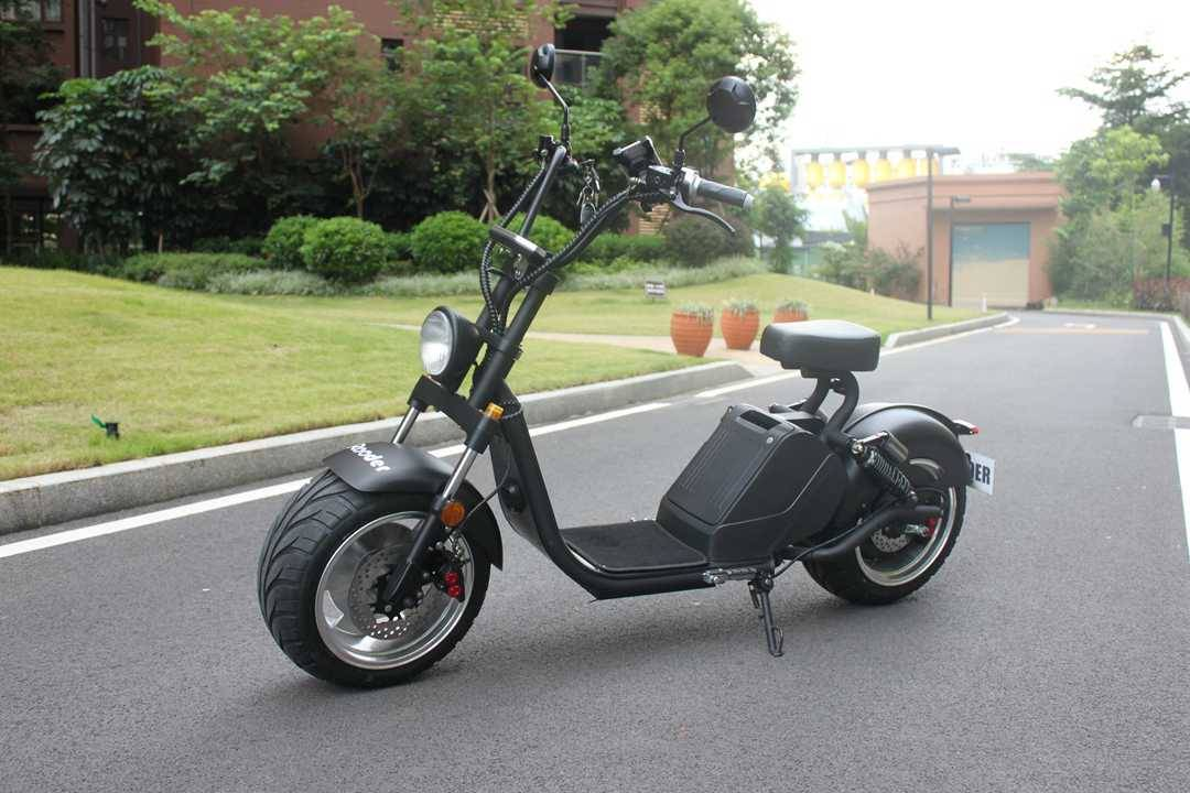 caigiees citycoco elektrisk scooter r804i EEC COC med 3000W 20ah 70kmh speedometor stativ bryter (12)