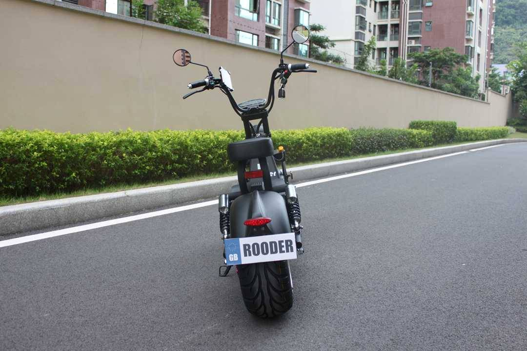 caigiees citycoco elektrisk scooter r804i EEC COC med 3000W 20ah 70kmh speedometor stativ bryteren (9)