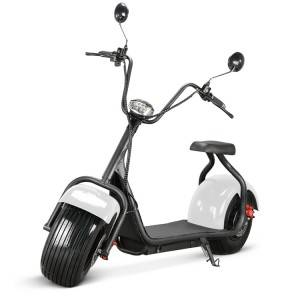 citycoco europe warehouse Dutch stock electric scooter Rooder r804 new 1500w 2000w 12ah 20ah wholesale price for sale