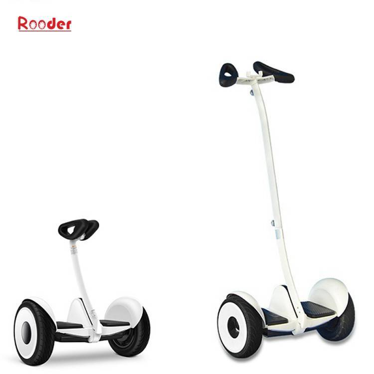 Rooder wholesale two wheel self balancing electric mini robot scooter (1)