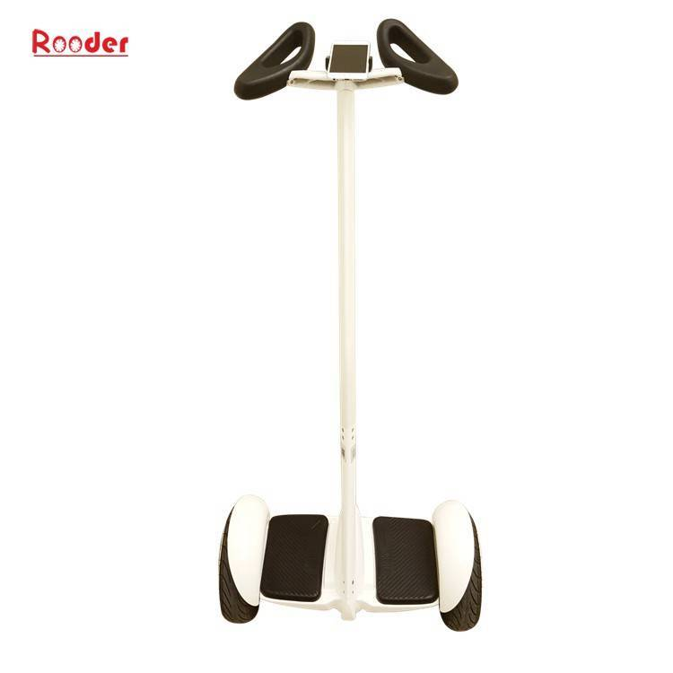 Rooder wholesale two wheel self balancing electric mini robot scooter (6)