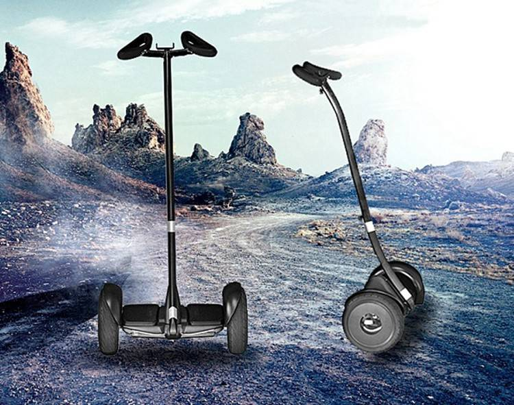 Rooder wholesale two wheel self balancing electric mini robot scooter (4)