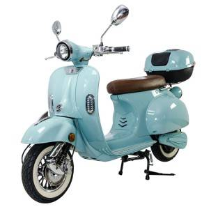 electric vespa scooter Rooder electric motorcycle r808-v20 3000w 2000w 40ah 20ah wholesale price electric vespa scooter