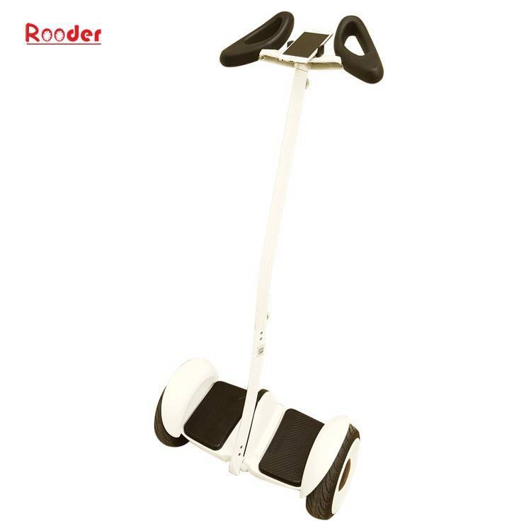 Rooder wholesale two wheel self balancing electric mini robot scooter (5)