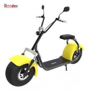 fat boy electric scooter r804xn lt019 with EEC COC certifications and road legal VIN code for Euro