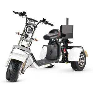 fat tire golf scooter 3 wheel electric scooter citycoco cart CE ROHS EEC COC DOT USA warehouse