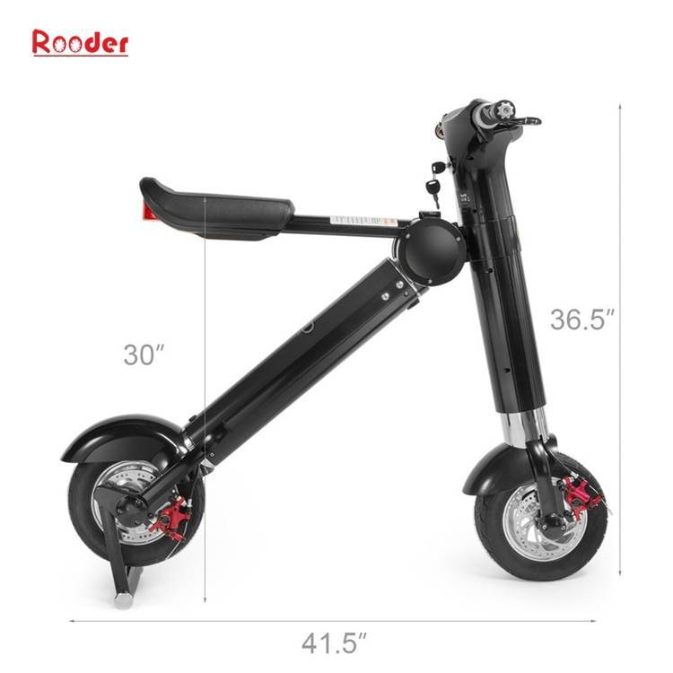 foldable two wheel electric scooter et hype hover-1 wholesale price on www.RooderGroup (4)