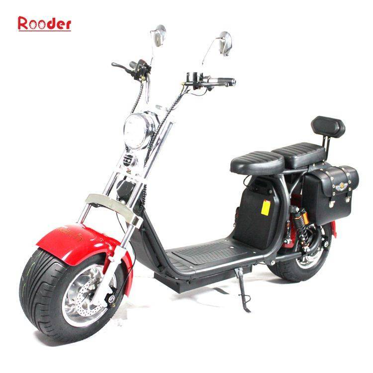 harley el scooter with big wheel fat tires from China Rooder seev caigiees city coco citycoco harley electric scooter factory wholesale price (1)