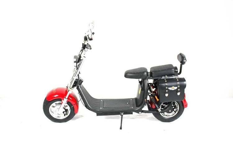 harley el scooter with big wheel fat tires from China Rooder seev caigiees city coco citycoco harley electric scooter factory wholesale price (12)