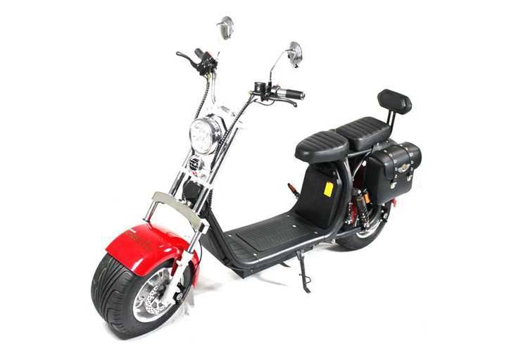 harley el scooter with big wheel fat tires from China Rooder seev caigiees city coco citycoco harley electric scooter factory wholesale price (13)